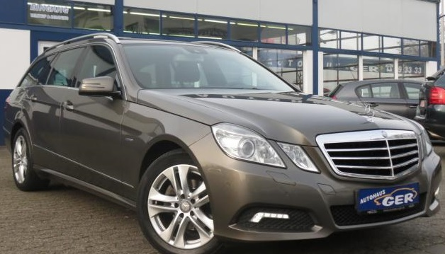 MERCEDES E CLASS E220 T CDI BE AVANTGARDE