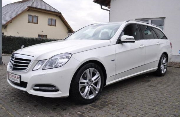 MERCEDES E CLASS 220T CDI BE AVANTGARDE