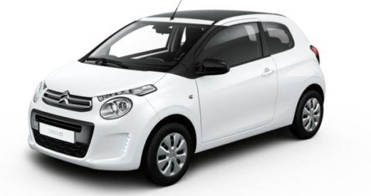 lhd CITROEN C1 (00/0) - ALL COLOURS AVAILABLE - lieu: