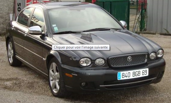 JAGUAR X TYPE 2.2 D EXECUTIVE