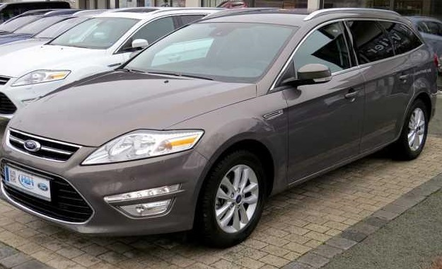 FORD MONDEO 2.0 TDCI BUSINESS EDITION