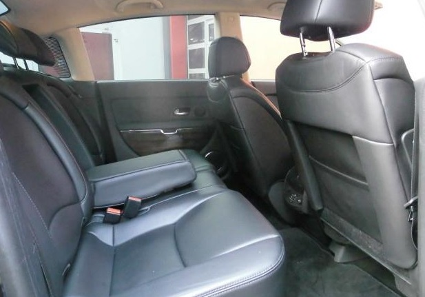CITROEN C6 (11/2012) - BLACK - lieu: