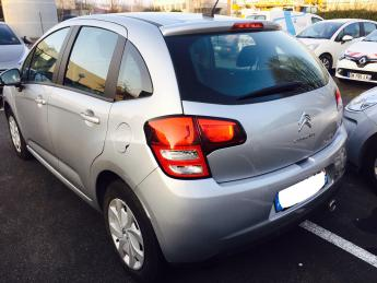 Left hand drive CITROEN C3 1.4 HDI 70 BUSINESS FRENCH PLATES