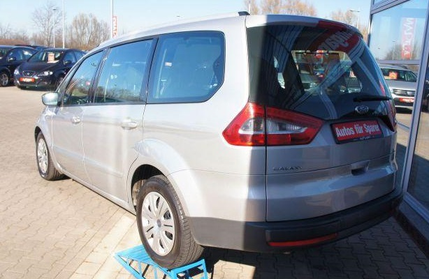 FORD GALAXY (05/2011) - SILVER METALLIC - lieu: