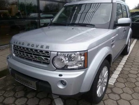 LANDROVER DISCOVERY 4 3.0 TDV6 HSE
