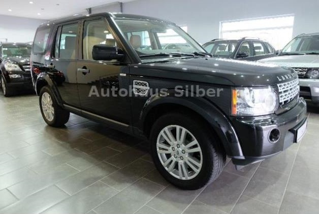 LANDROVER DISCOVERY 4 3.0 SDV6 HSE