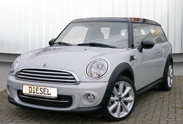 MINI CLUBMAN 2.0 D AUTOMATIC