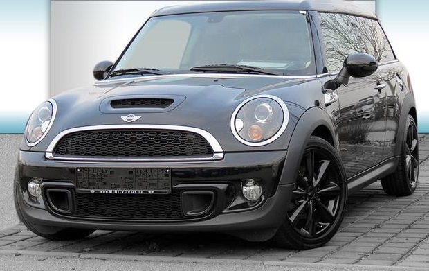 MINI CLUBMAN 2.0 SD AUTOMATIC