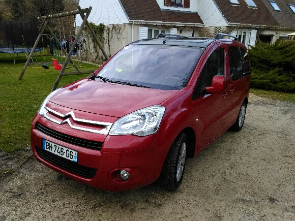 Lhd CITROEN BERLINGO (02/2011) - BORDEAUX - lieu: