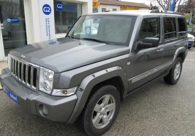 JEEP COMMANDER 3.0 CRD V6 LIMITED 4X4  7 SEATS