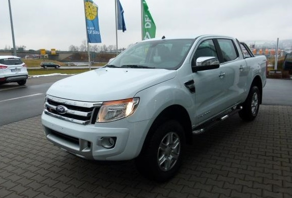 FORD RANGER 2.2 TDCI XLT 4X4 LIMITED (BRAND NEW)