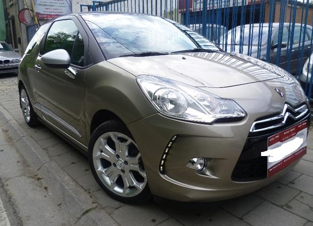 CITROEN DS3 1.5 VVTI CHIC SPORT