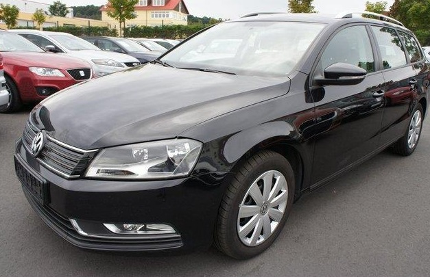 VOLKSWAGEN PASSAT 1.6 TDI ESTATE BLUEMTION