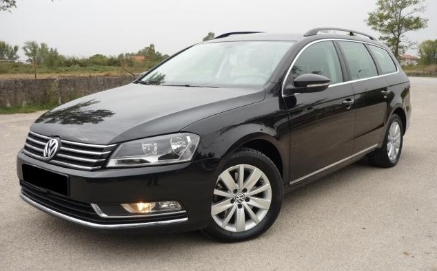 VOLKSWAGEN PASSAT 1.6 TDI ESTATE HIGHLINE