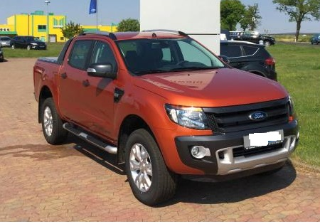 FORD RANGER 3.2TDI WILDTRACK