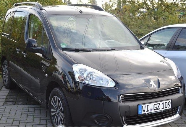 PEUGEOT PARTNER 1.6 HDI TEPEE ACTIVE