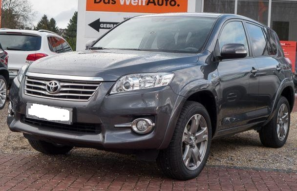 TOYOTA RAV 4 2.2 D-4D 4X4 EXECUTIVE