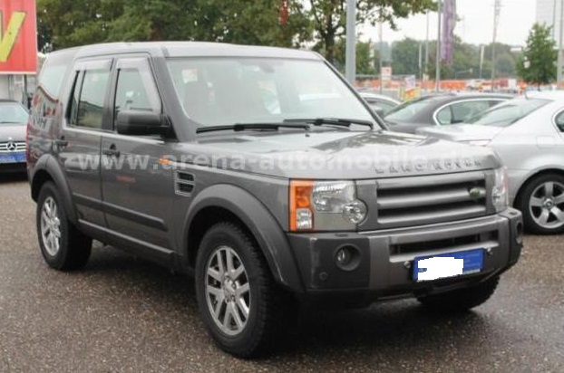 LANDROVER DISCOVERY 2.7TDV6 7 SEATER