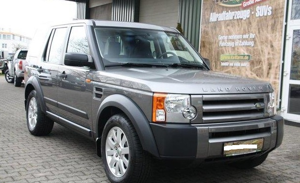 LANDROVER DISCOVERY 2.7 TDV6 7 SEATER