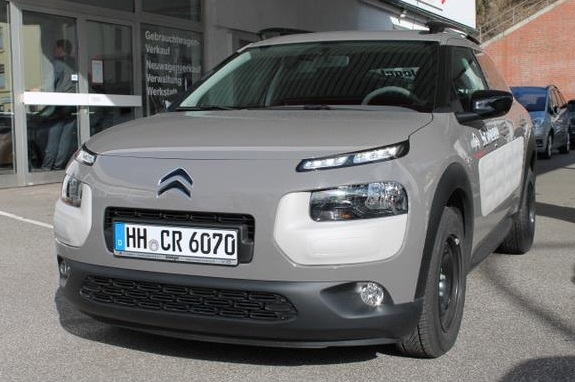 CITROEN C4 CACTUS 1.2 E-VTI ETG FEEL EDITION