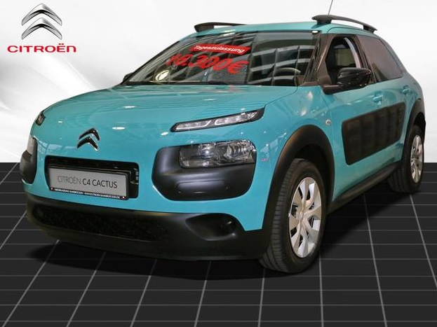 CITROEN C4 CACTUS 1.2 1E-VTI ETG  FEEL EDITION