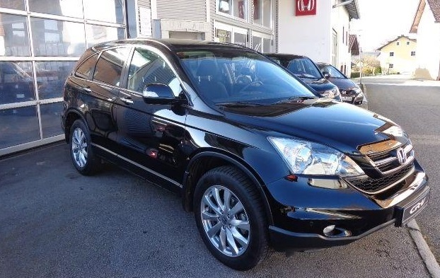 HONDA CR V 2.2i DTECH EXECUTIVE 4X4