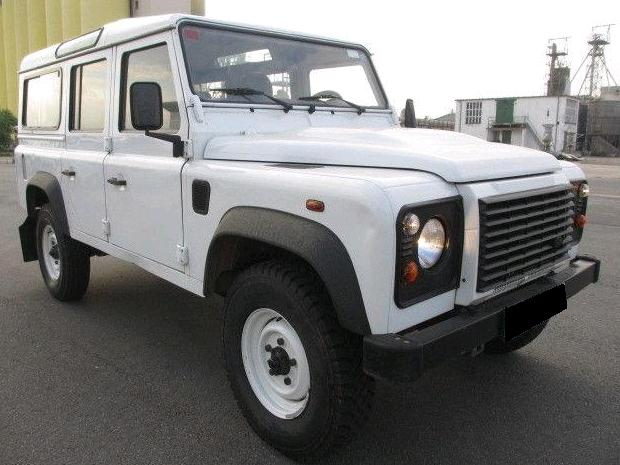 LANDROVER DEFENDER 110 Station Wagon