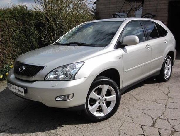 LEXUS RX 300 RX 300 EXECUTIVE