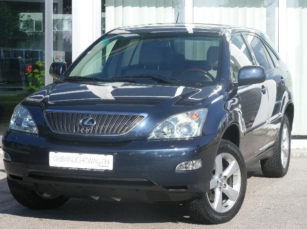 LEXUS RX 300 (03/2005) - BLUE METALLIC - lieu: