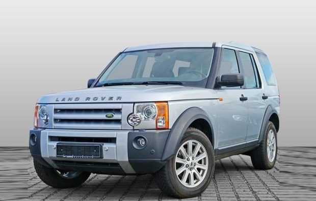 LANDROVER DISCOVERY TD V6 BLACK EDITION