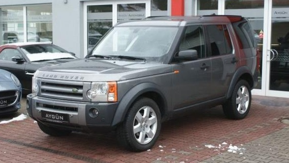 LANDROVER DISCOVERY TD V6 HSE 4X4
