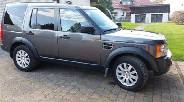 LANDROVER DISCOVERY TD V6 HSE