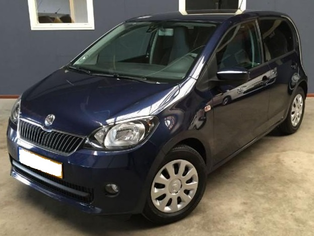 SKODA CITIGO 1.0 ACTIVE
