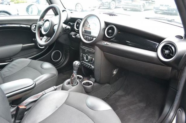 MINI COOPER (01/2013) - SILVER METALLIC - lieu: