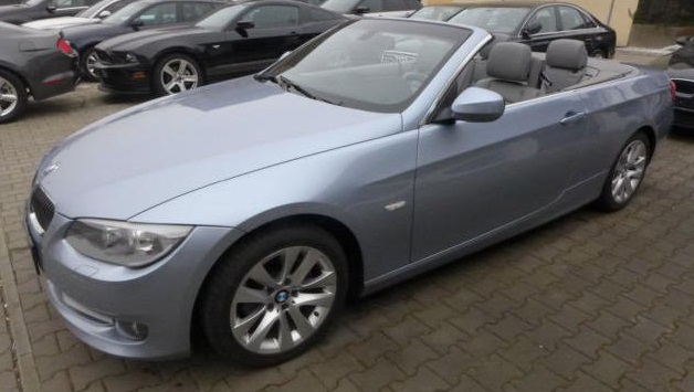 BMW 3 SERIES 328I CABRIOLET