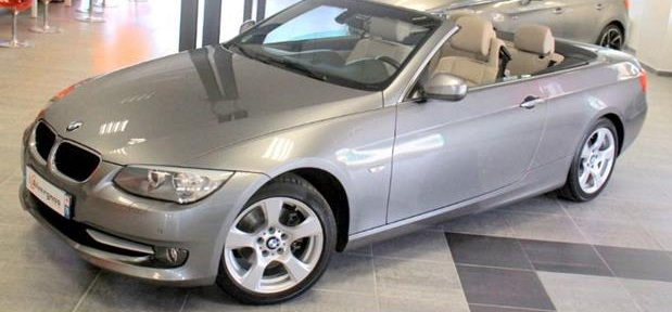 BMW 3 SERIES 320D CABRIOLET