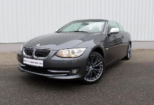 BMW 3 SERIES 320i EXCLUSIVE EDITION CABRIOLET