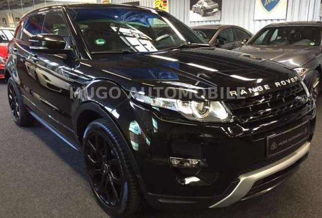LANDROVER RANGE ROVER EVOQUE 2.2 SD4 DYNAMIC BLACK EDITION
