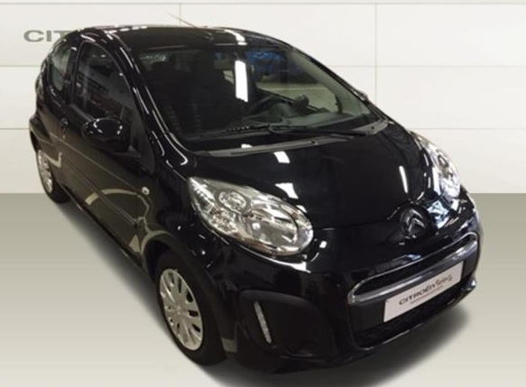 CITROEN C1 1.0I SEDUCTION