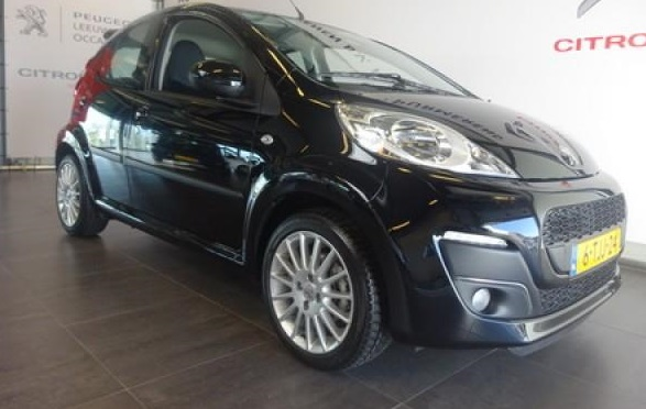 PEUGEOT 107 1.0I AVTIVE AUTOMATIC