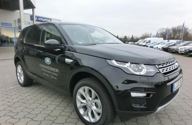 LANDROVER DISCOVERY SPORT 2.2 SD4 HSE 190BHP