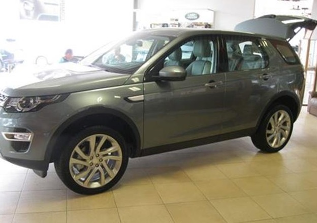 LANDROVER DISCOVERY SPORT 2.2 SD4 190BHP HSE LUXURY