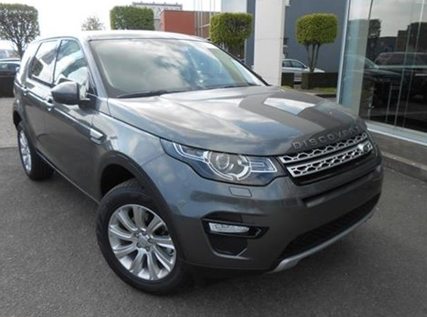 LANDROVER DISCOVERY SPORT 2.2 SDE 190BHP 5 SEATS