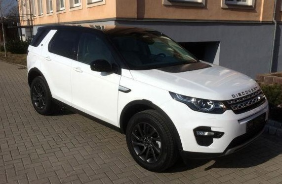 LANDROVER DISCOVERY SPORT 2.2 TD4 HSE 150BHP