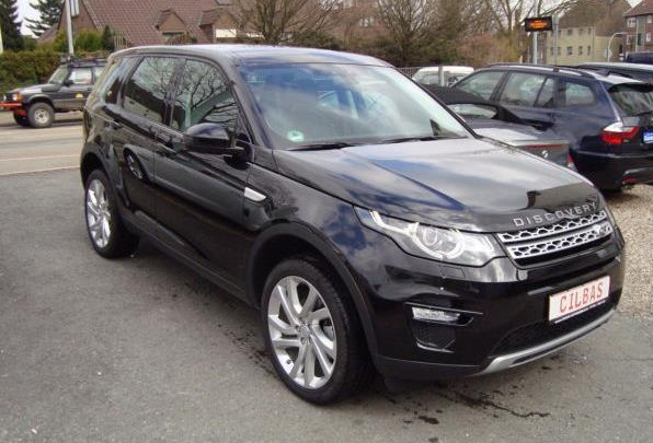 LANDROVER DISCOVERY SPORT 2.2 SD4 190BHP HSE