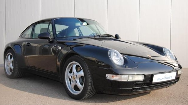 PORSCHE 911 993 CARRERA 2 TIPTRONIC COUPE