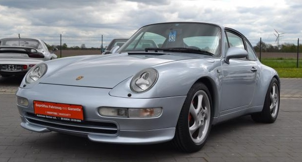 PORSCHE 911 993 CARRERA 2 COUPE