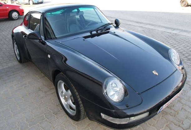 PORSCHE 911 993 993 CARRERA 2 COUPE
