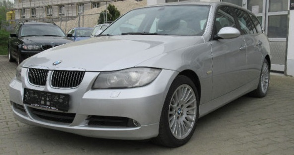 BMW 3 SERIES 325 XI XDRIVE TOURING