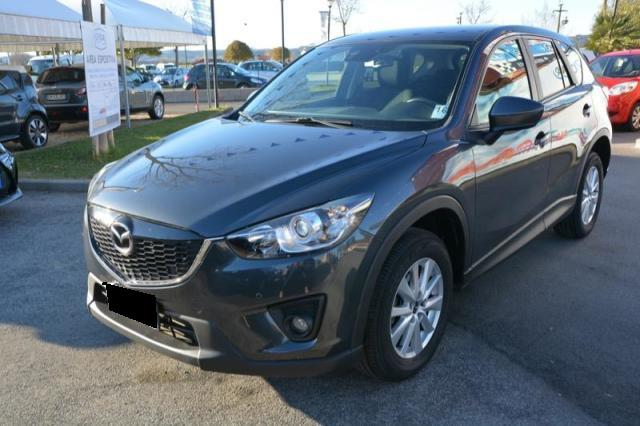 lhd MAZDA CX-5 (09/2013) - GREY - lieu: